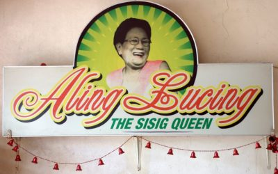 Aling Lucing's Sisig