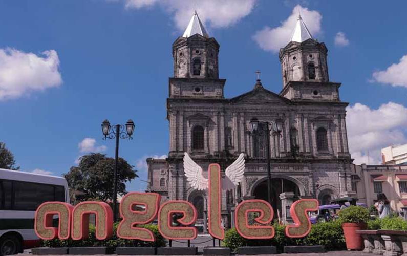 ANGELES CITY