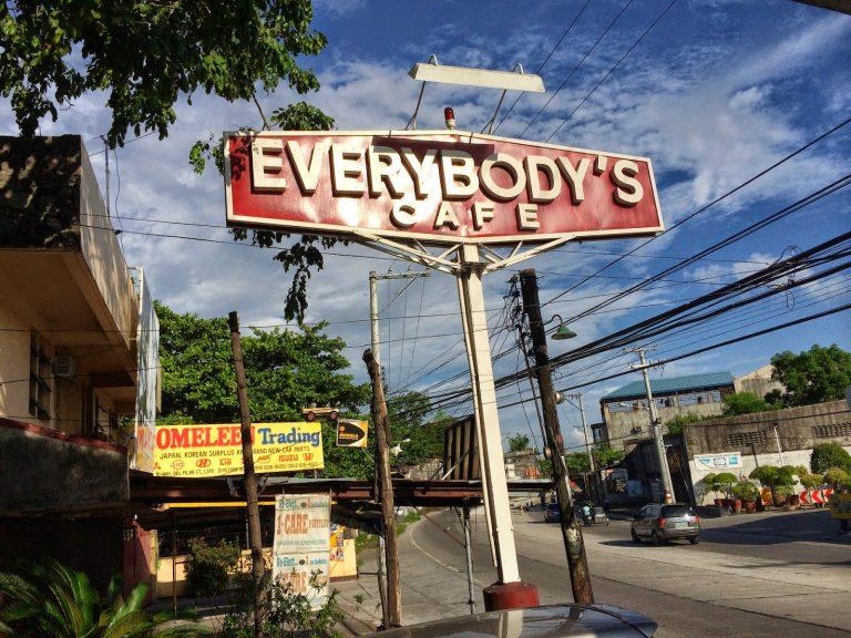Everybody's Cafe